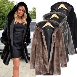 Discount Faux Fur Coat Xl Size | 2016 Faux Fur Coat Xl Size on