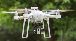 IDEAFLY Avion multi-rotor uav drone avec GPS Hold GPS Home et Landings et Fail Safe fonction et POI, Suit pour la nouvelle main et les joueurs de bricolage
