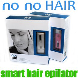 Wholesale Top No No Hair Pro5 Pro3 Levels Smart Women s No Hair Epilator pro Professional Hair Removal Device for Face Body Upper Lip DHL
