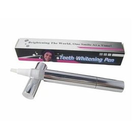 Wholesale HOT Teeth Whitening Pen Soft Brush Whiten Teeth Dental Care Products Device White Smile Pen Tooth Whitening Pen Whiten Tooth Tools