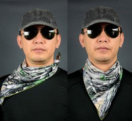 Wholesale Army fans must field real CS game Call of Duty ghost riding bionic camouflage mask triangle scarf