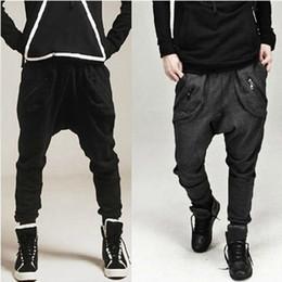 Wholesale,2015 New Brand Men Harem Pants Fashion Sport Hip Hop Dance Baggy Jogging Pants For Men Casual Plus Size Men Clothing hip hop dance clothing for