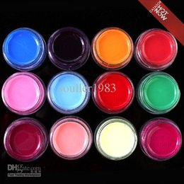 Wholesale Nail Art Color Solid Pure UV Gel For UV Builder Lamp Brush Pen Forms R308 Retail