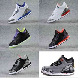 online shopping High quality children Basketball Shoes Children s Athletic Shoes Top Quality boys and girls sneaker JD3 kids Basketball Shoes