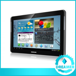 10,1-Zoll-Tabletten Original Refurbished Galaxy Samsung Tab 2 P5110 Dual-Core 1,0 GHz 1280 * 800 Auflösung 1GB RAM Andriod4.2.2 Kinder