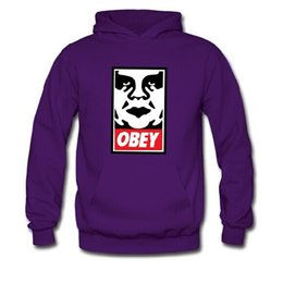 Wholesale 2014 new winter sweater cotton hip hop skateboard fashion brand OBEYs hedging hoodie HUFs sweater