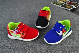 Wholesale 2015 autumn printing lace slip bottom baby casual toddler shoes Cheap student walking motion cotton shoes baby wear pair N7