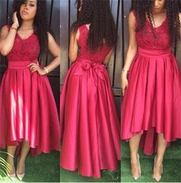 Red prom dresses size 14