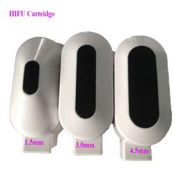 Wholesale 3 cartridges hifu cartridges high intensity focused untrasound hifu tips