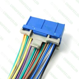 cadillac wiring online cadillac wiring for 100pcs lot car audio stereo wiring harness for buick cadillac pontiac oldsmobile pluging into oem factory radio cd