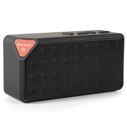 Hot Sale Haut-parleur portable Bluetooth sans fil mini audio stéréo avec haut-parleurs de microphone pour téléphone portable Tablet portable