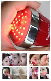 Wholesale Newest Home Skin Care Devices LED Light Therapy Anti Aging Handheld skin care equipment home Fractional Technology Skin Care Tools