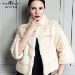 Discount White Mink Coats For Women | 2017 White Mink Coats For ...