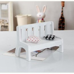 new fasion cute dollhouse miniatures wooden garden outdoor chair seat bench accessories furniture park hot affordable dollhouse miniature chair affordable dollhouse furniture