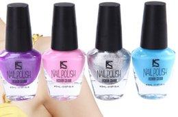 Wholesale environmental protection nail polish colors Luminous Nail Polish Fluorescent Nail art DIY salon