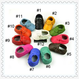 Wholesale Retail bebe girl moccasins Shoes Baby moccs Prewalker Newborns Kids Footwear Mothercare First Walker Brand baby leather shoes