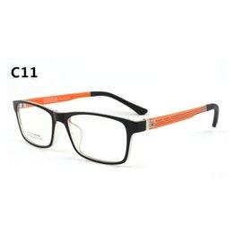 Wholesale Designer Eyeglass Frames Beat TR90 Material Frame Light and Convenient Many Color available Unisex Eyeglasses Frames
