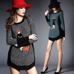 Wholesale Women Sweaters And Pullovers Autumn And Winter High Quality Women s Fashion O neck Slim Knitted Pullover Sweater Female