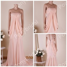 Wholesale Custom Made Prom Dresses Sexy Dresses Evening Wear Strapless Formal Cocktail Dresses Cheap Ponybridal PB74