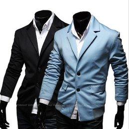Les hommes chauds de vente du vendeur libre de vente assortissent le vêtement occasionnel de blazer de vestes La conception en gros de côtes de costuraz la petite veste XX31F de solide d'homme toute neuve