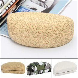 Wholesale New Arrival Glasses Cases Leather Sunglasses Boxes Outdoors Portable Eyeglasses Case GRV