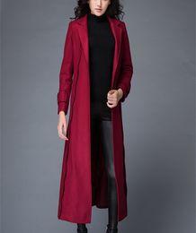 Discount Winter Long Coat Dress Design | 2017 Winter Long Coat