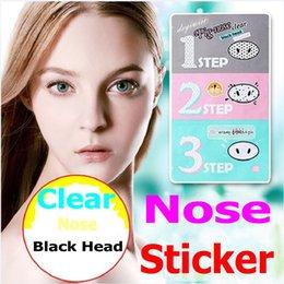 Wholesale Pig nose potent julep trilogy blackhead nose mask to shrink pores