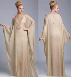 Wholesale 2016 dubai abayas kaftans dresses summer arabic islamic clothing janique muslim evening gowns plus size evening dresses