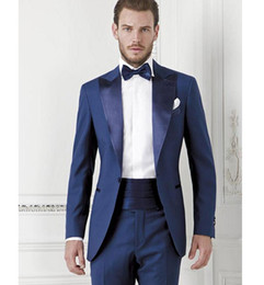 Prom Suits With Bow Ties | Tulips Clothing
