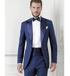 Discount Dark Blue Suit Bow Tie | 2017 Dark Blue Suit Bow Tie on ...
