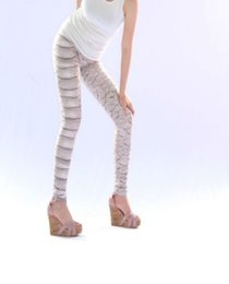 Wholesale New Arrival Drop Shipping Women s Sexy Fish Scale Printing Leggings Pants Elasticity Fashion