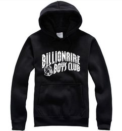 Wholesale Hooded Hoodies Men Women Classic Men s Cotton Loose Sweatshirts Hoodies XL Sudaderas Hombre Hot BBC Billionaire Boys Club