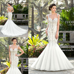 Sparkle Open Back Wedding Dresses Online | Sparkle Open Back ...