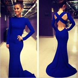 Wholesale 2015 Classic explosion models in Europe and America sexy party dress sexy bandage dress blue fashion jumpsuit for women