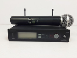 High quality Wireless Microphone With Best Audio and Clear Sound Gear Performance Wireless Microphone DHL Free Shipping