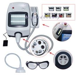Wholesale Pro Filters E light IPL RF Laser Hair Removal Skin Rejuvenation Machine