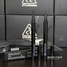 Wholesale South Korea Stylenanda CE Liquid Eyeliner Eyeliner Waterproof fine lasting blooming website synchronization