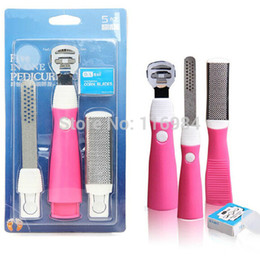 Wholesale Pedicure in Callus Rasp File Shaver Foot Hard Tough Skin Corn Remover Tool