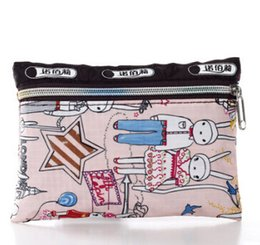 Wholesale Women Envelope Bag Lesport Brand Day Clutches For Female Small Handbag Multi colors Nylon Bag Sanitary Napkin Clutch Bags N15