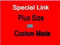 Wholesale Plus Size Or Custom Made Just Needs Extra Dollars
