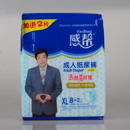 Wholesale 2015 disposable hygiene products adult diapers Economy XL size