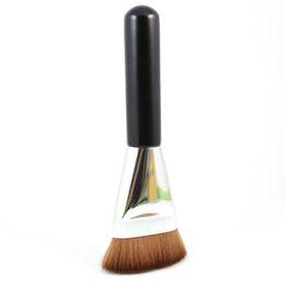 Wholesale Pro Flat Contour Brush Big Face Blend Makeup Brush