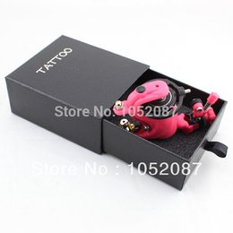 Wholesale NEWEST High Quality Latest Swashdrive Gen Rotary Tattoo Japan Motor Machine Liner Shader Pink