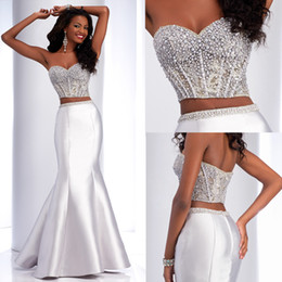 Backless Lace Fishtail Prom Dress Online  Backless Lace Fishtail ...
