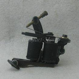 Wholesale Professional Wrap Coil Carbon Steel Tattoo Machine Gun Supply TTM11