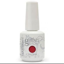 Wholesale High quality Brand Harmony gelish Nail Polish UV LEDgel polish colors ml