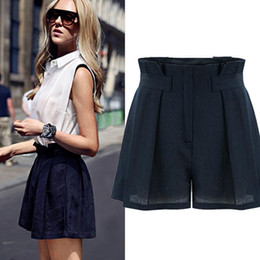 Linen Shorts For Ladies Online | Linen Shorts For Ladies for Sale