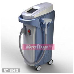 Wholesale Fabricante directo nm Venta eliminación máquina Sistema de refrigeración diodo láser permanente del pelo usados en el salón de la Clínica RT G