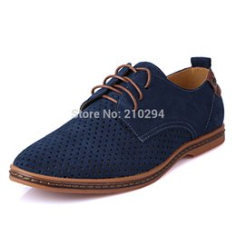 Discount Mens Brown Suede Dress Shoes | 2017 Mens Brown Suede ...