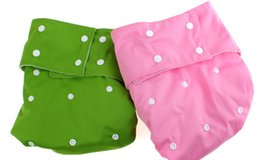 Wholesale reusable and waterproof adult cloth diapers nappies pant with snap button pc diaper pc insert hot sale products